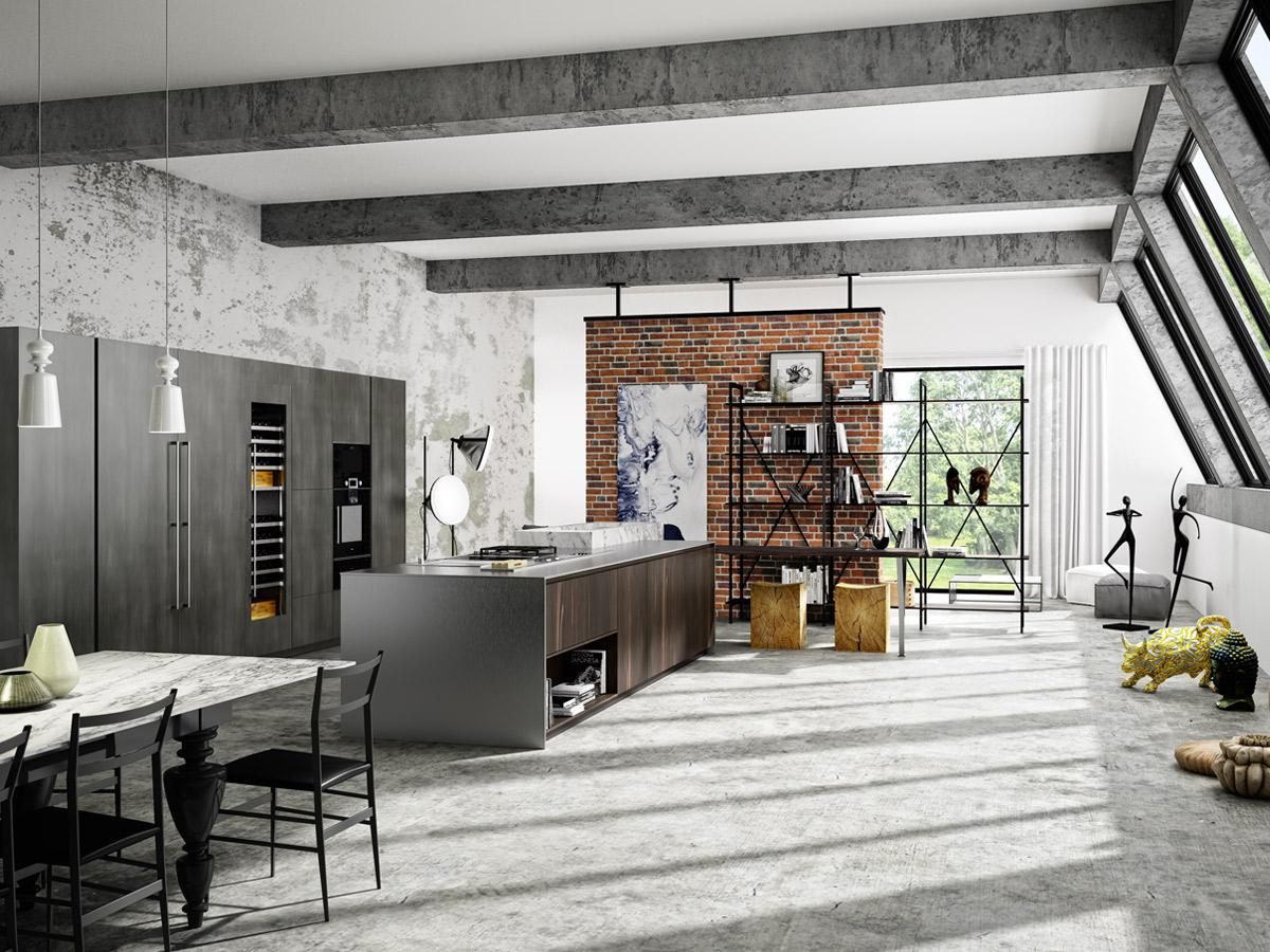 Brozer - LineaQuatro : Ambra Atelier